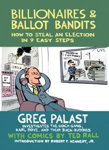 The secret truth billionaires ballot bandits election games 2012 the comic book and voter guide fandeluxe Image collections